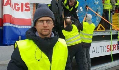 Два крупнейших в Эстонии инструктора профессиональных водителей объединились