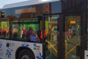 SÕidumeerikute kasutamine bussidel Autosert