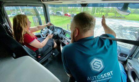 Стань инструктором по вождению и работай в Autosert